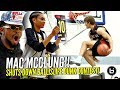 Mac McClung SHUTS DOWN BIL All American Dunk Contest Shareef Miles Too OSN Judging