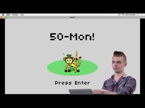 Pokémon - Lecture 7 - CS50's Introduction to Game Development
