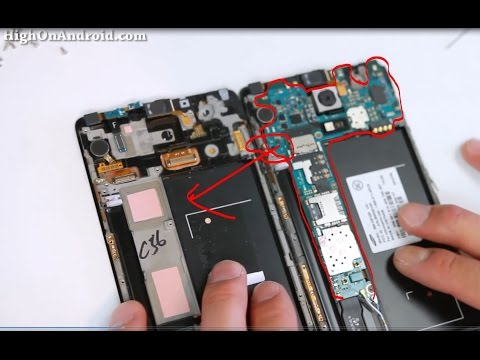 How to Replace Galaxy Note 4 Screen! [UNEDITED Version]