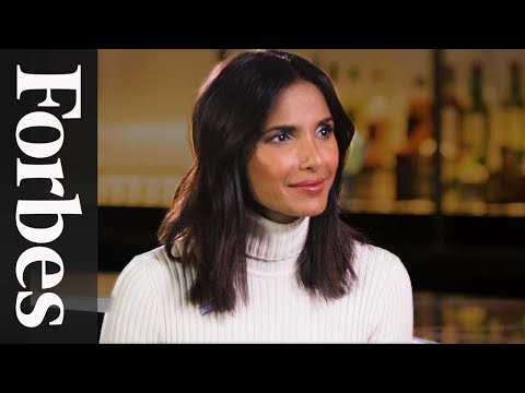Padma Lakshmi On Using Fear As The Ultimate Fuel For Success | Forbes