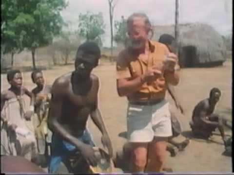 Roger Whittaker Kenyan safari Part 1