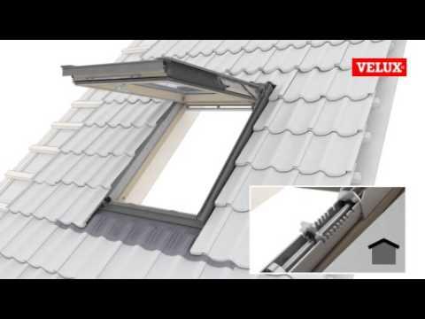 VELUX top hung windows - Spring adjustment