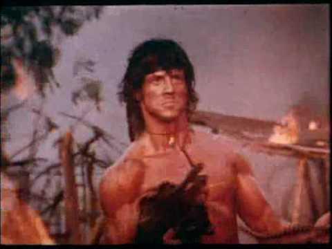 Rambo: First Blood Part II (Trailer 1985)