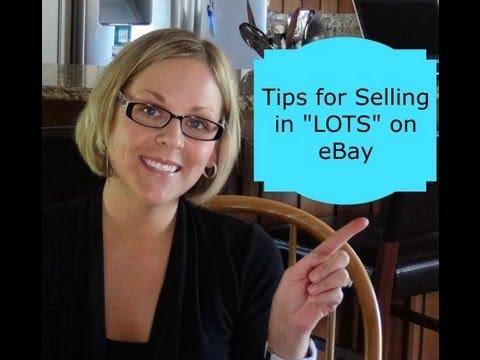 Selling Clothing on eBay