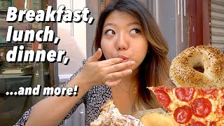 WHAT TO EAT IN NEW YORK! 24 Hours NYC Food Tour