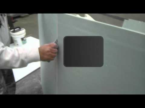 How to Cut Sheetrock or Drywall