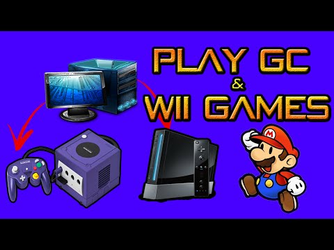 How to Play Gamecube or Wii Games on Windows 10!   Dolphin   (Easy)