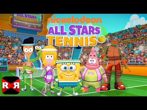 Nickelodeon All-Stars Tennis (by Nickelodeon) - iOS / Android - Gameplay Video