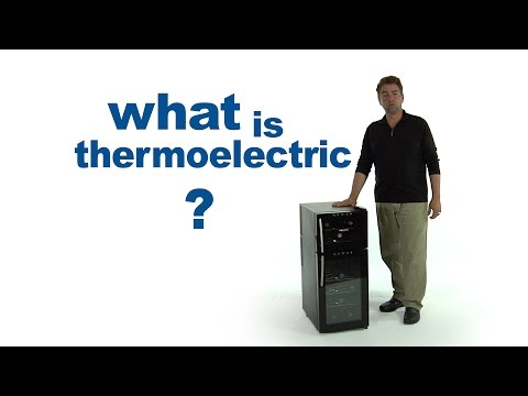 About Thermoelectric Refrigerators
