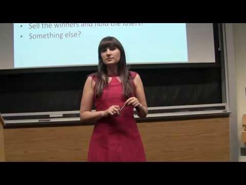 Behavioral Economics - Motivation for the Disposition Effect