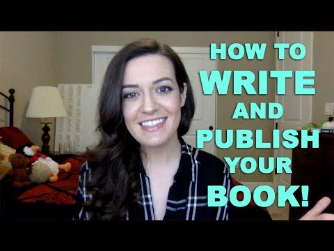 How to Write and Publish a Book - a Step-By-Step Guide