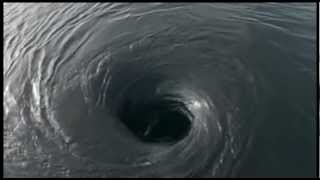 The Biggest Whirlpool In The World (Bermuda Triangle Whirlpool!)