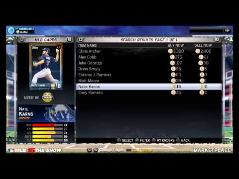 MLB 15 The Show Roster Update 9/28