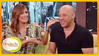 La esposa de Vin Diesel resultó ser fan de Johnny Lozada