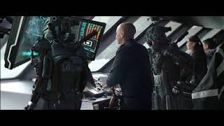 Mission 411 - Directed by Ali Pourahmad (Super soldier robot in an all-out War!)