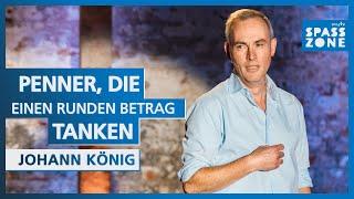 Radfahren ist gefährlich. Johann König bei Olafs Klub | MDR SPASSZONE