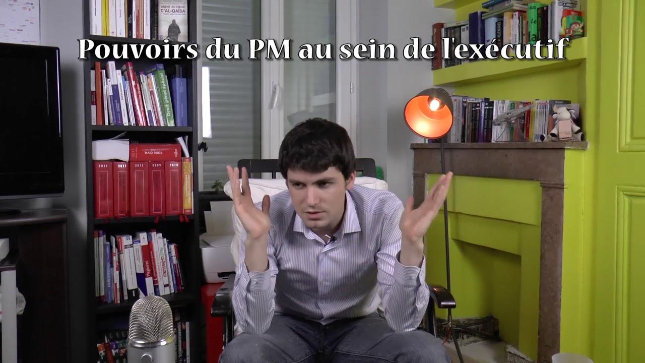 Les pouvoirs du Président et du Premier Ministre en France - Juris Constit #8