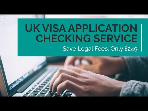 Immigration Application Checking Service | UK Visas