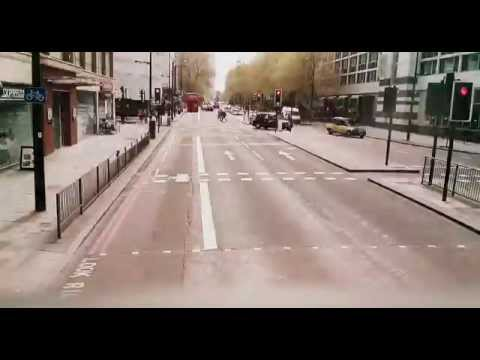 Timelapse of 30 bus from Highbury to Regent's Park