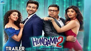 Hungama 2 Trailer   Shilpa Shetty   Paresh Rawal   Meezaan Jaffrey   Pranitha Subhash