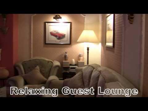 PEMBROKE HOTEL, BLACKPOOL - Relaxing Guest Lounge in HD