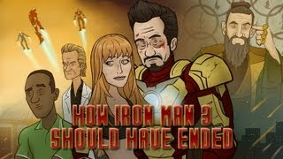 Download How Iron Man 3 Should Have Ended Video