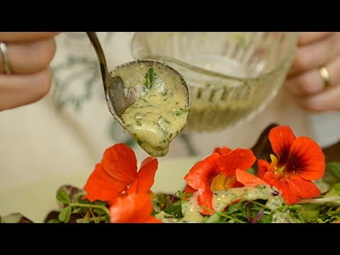 How to make Tarragon Vinaigrette