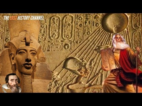 MOSES was actually Akhenaten: Hidden History!