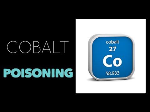 Cobalt poisoning & herbs to detox