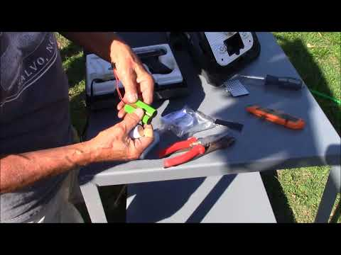 Battery Replacement Solar Post Light