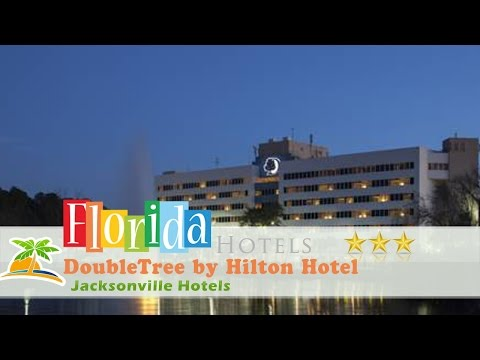 DoubleTree by Hilton Hotel Jacksonville Airport - Jacksonville Hotels, Florida