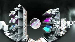 Xeikon Trillium Print Technology
