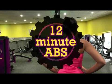 Circuito 12 Minute Abs | Planet Fitness