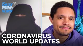 Anti-Muslim Mask Policies & Zoom Jury Duty   The Daily Social Distancing Show