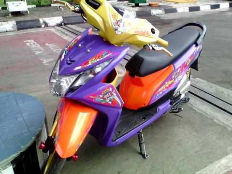 Thailook Style Honda Beat Style Honda