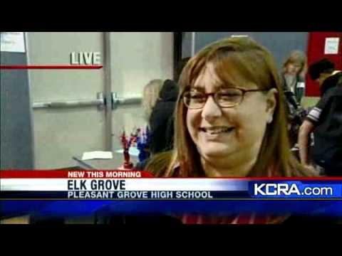 Parents Go Back To School In Elk Grove