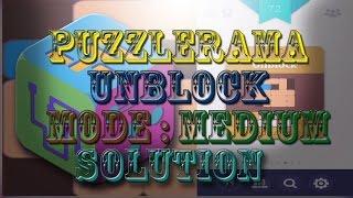 Puzzlerama Android Game-play (Sokoban Medium Level 01-17)   Music Jinni
