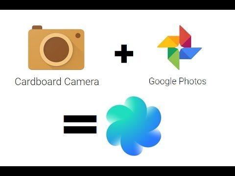 Making & Viewing Your Own VR Content With Cardboard Camera & Google Photos Apps - Google Daydream