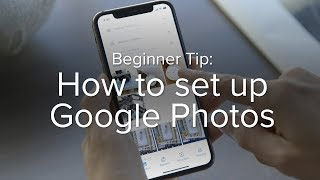 How to set up Google Photos on your iPhone