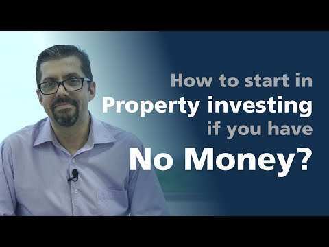How to Start in Property Investing If You Have No Money?