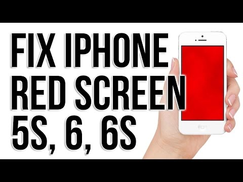 how to fix Red/ Blue Screen fix Red scrern iphone 5, 5s, 6 AND 6s. iPhone 7 Plus 7S Blog