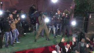 #x202b;استقبال تحت زخات الرصاص ودحيه بواريد على منصه العريس مازن ابو سنينه#x202c;lrm;