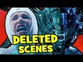 Alien Covenant BONUS DELETED Blu ray Scenes Explained