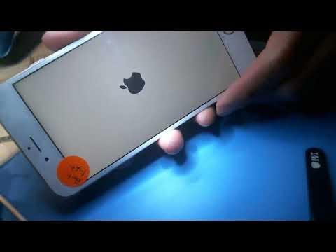 iPhone 6s+ Half Backlight Repair - Not the filter