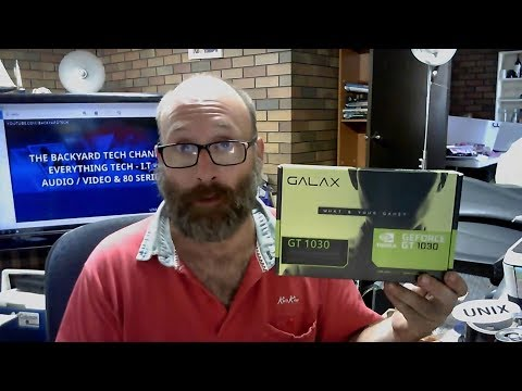 I.T Acquisitions/Unboxing - New Graphics Card