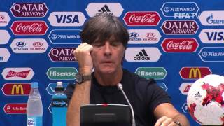 GER v CMR - Joachim Loew - Germany Post-Match Press Conference