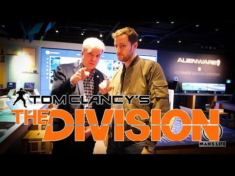 Tom Clancy's The Division Launch @ The Microsoft Store NYC