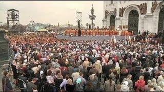 Rus Ortodokslar Kiliseyi Savunmak Için Toplandı