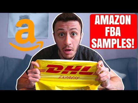 Do THIS When Ordering SAMPLES for your Amazon FBA Product! Just Got my Third Samples from China 😁