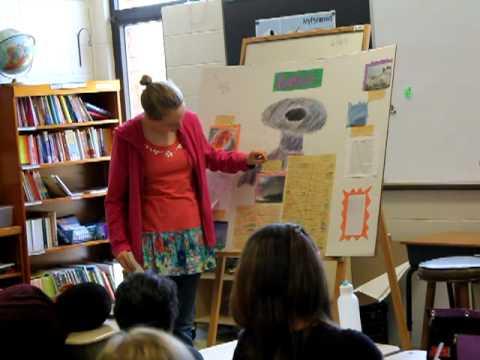 Julia's 5th Grade Research Presentation